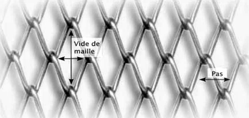 Maille inox - MP9